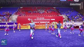 Ethnic aerobics: the sport integrating ethnic groups' dance elements