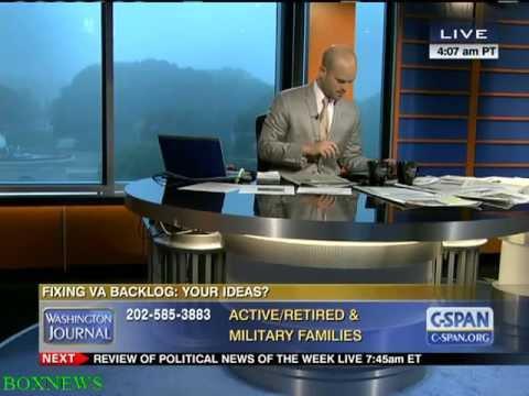 Fixing Veteran Affairs Backlog Washington Journal C-SPAN BOXNEWS