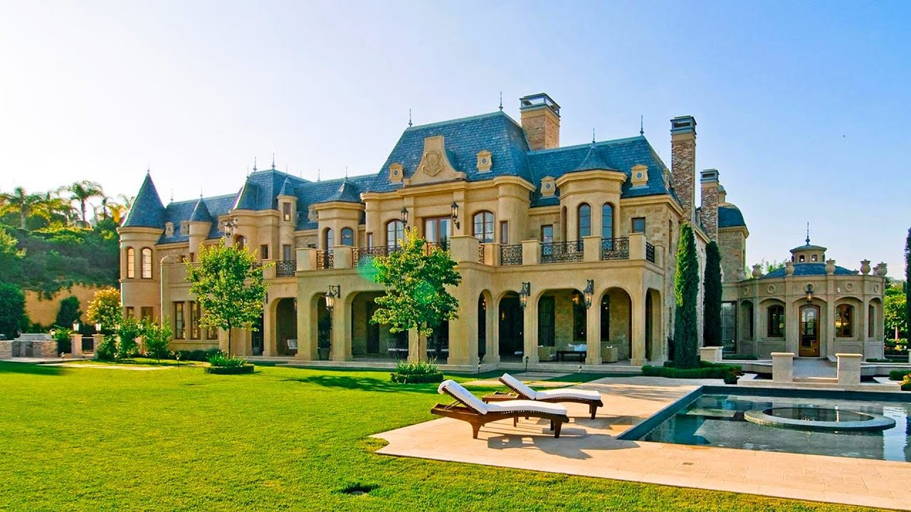 This Beverly Hills Mega Mansion Is Fit for Royalty