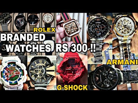 FIRST COPY WATCHES IN HYDERABAD | CHEAPEST BRANDED WATCHES AT BEST PRICE