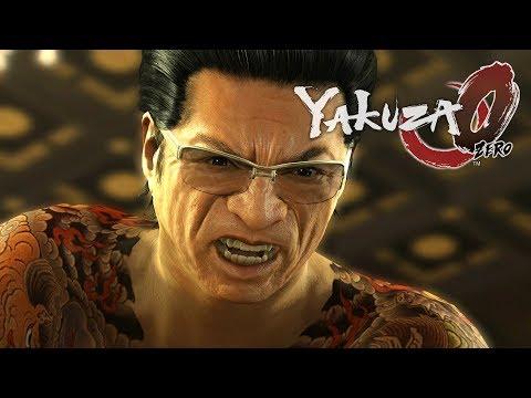 Yakuza 0 (PS4) - Chapter #1 - Bound By Oath [Part 2/2]
