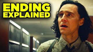 "Loki Episode 6 REACTION! Final Scene & ""He Who Remains"" Explained!   Inside Marvel"
