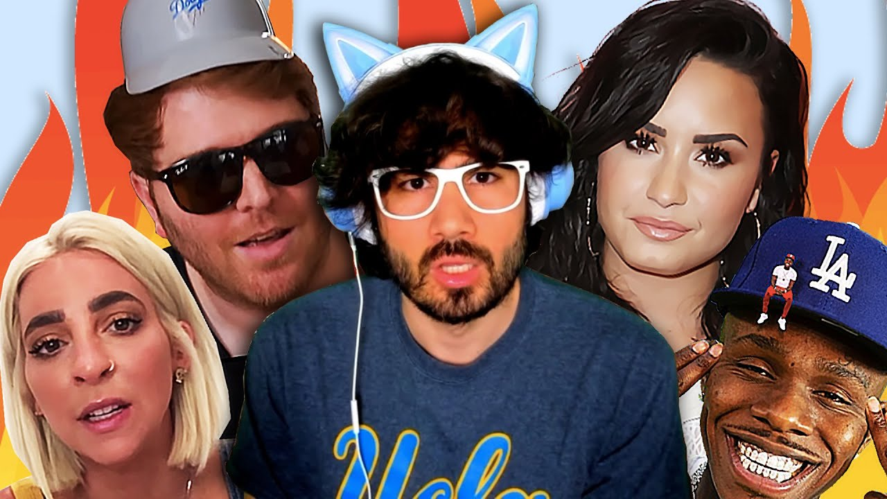 Shane Dawson GOES OFF THE RAILS, Gabbie Hanna ACCUSES Jessi Smiles, Demi Lovato GOES OFF On DaBaby