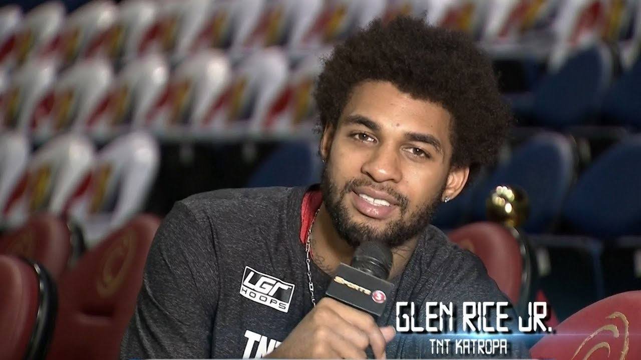 PBA Time Out Glen Rice Jr