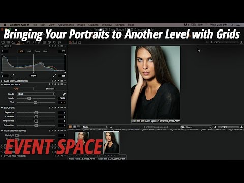 Bringing Your Portraits to Another Level with Grids: Full Version