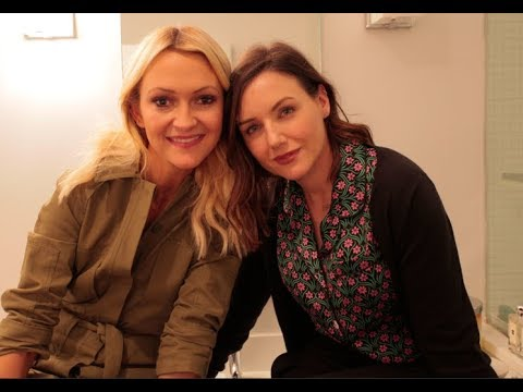 In the Bathroom with Zanna Roberts Rassi Part One