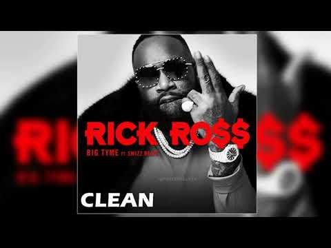 [4K] Rick Ross – BIG TYME ft. Swizz Beatz (Clean)