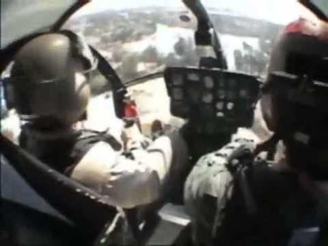 Blackwater Aviation 'Ass Monkeys' in Baghdad: MD 530 Little Bird