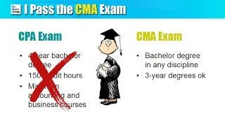 How to Become a CMA (Certified Management Accountant)