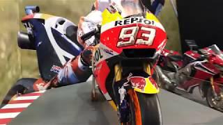 HONDA RC213V OFICIAL Marc Marquez 2016 MOTOGP