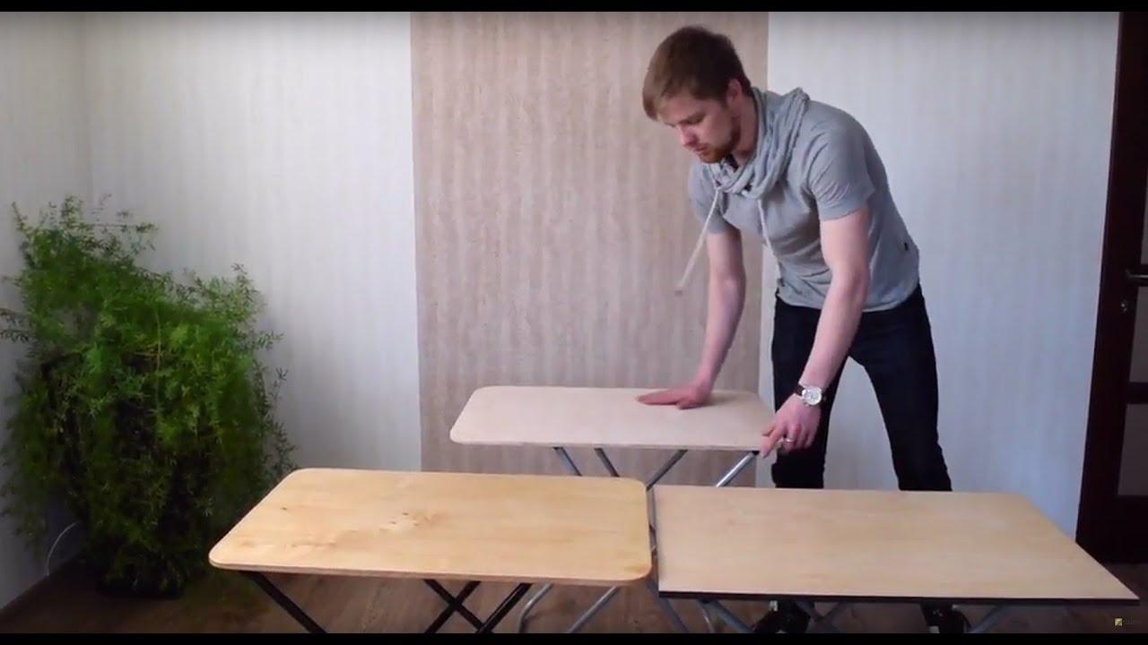 Купить раскладные туристические кресла - YouTube