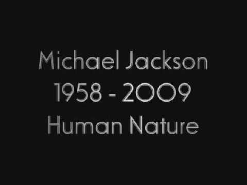 Human Nature Michael Jackson Youtube Lyrics