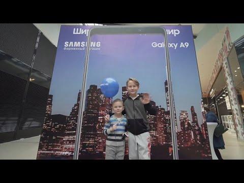 """Открытие Фирменного магазина Samsung ТК """"Амбар"""""""