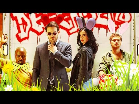 THE DEFENDERS Teaser Trailer EASTER EGGS & Theories
