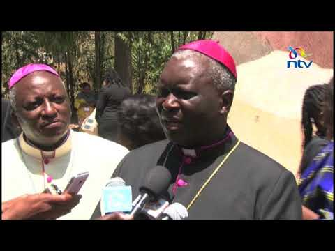 Catholic bishops voice support for corruption purge