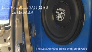 CRAZY LOUD Bass Song & WOOFER EXCURSION w/ EXO's Ultra LOW Subwoofer FLEX Test  MY Loudest SPL EVER