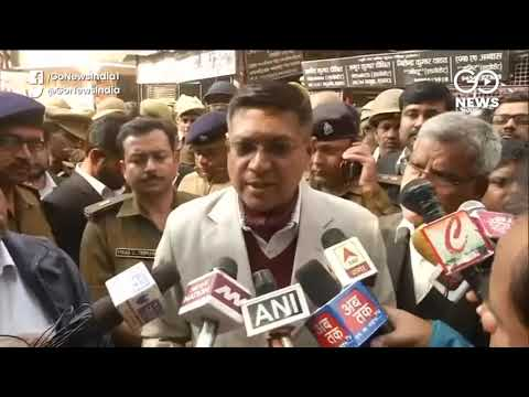 Police: Miscreants Dressed As Lawyers Hurled Bombs At Lucknow Court