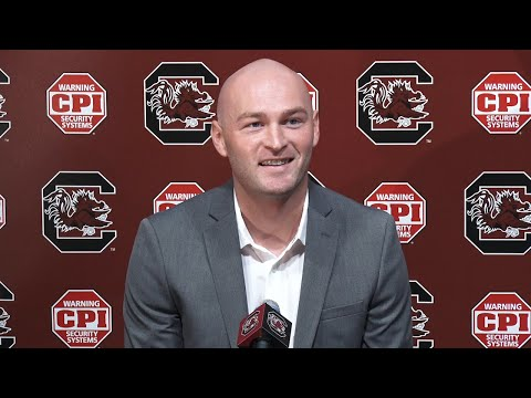 Sports Update - Connor Shaw Introduced as Gamecock's New Director of Player Development