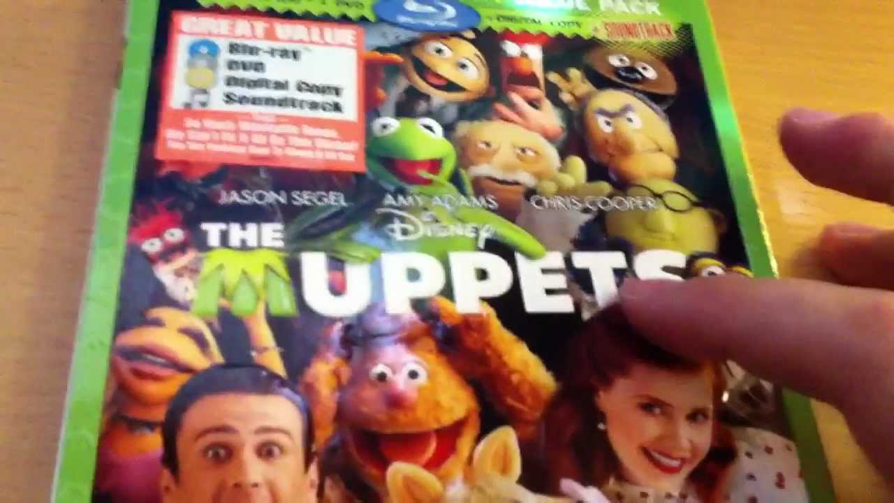 Download The Muppets Blu Ray Unboxing