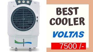 Voltas Grand 52L Desert Air Cooler (White) Review in HINDI II Best Cooler for Summer