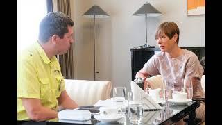 Väärtused-Intervjuu Eesti Vabariigi presidendi Kersti Kaljulaidiga