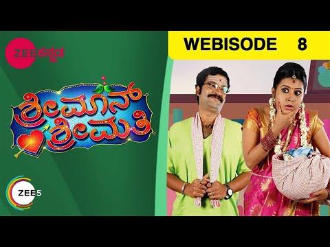 Shrimaan Shrimathi - Episode 8  - December 1, 2015 - Webisode