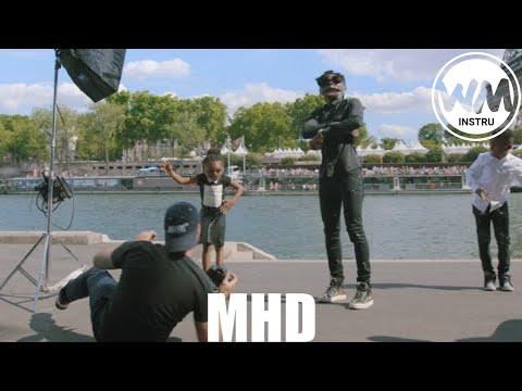 MHD - AFRO TRAP Part.9 (Faut Les Wet) Instrumentale