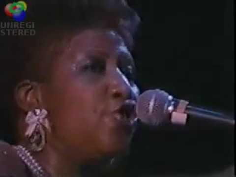 Aretha Franklin Ohio 1988 Dr. Feelgood