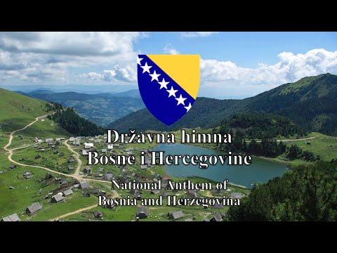 National Anthem: Bosnia & Herzegovina (Unofficial Lyrics)