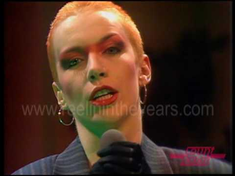 "Eurythmics- Interview/""Sweet Dreams (Are Made Of This)"" on Countdown 1983"