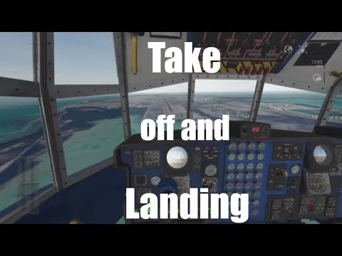 Blue Angels Flight simulator Free Flight Take off and Landing ps4