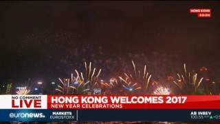 Встреча Нового года 2017 в Китае(China welcomes 2017)