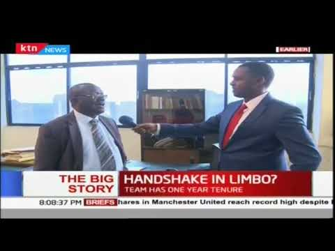 Is the infamous handshake in limbo? | The Big Story