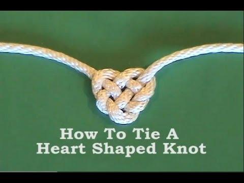 Heart Knot Instructions