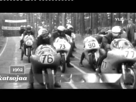 TT 1962 Finland 125cc/500cc