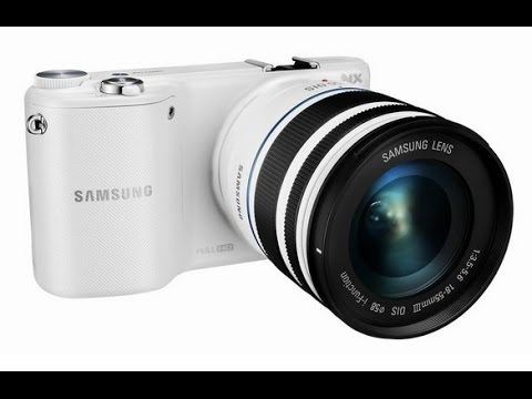 Samsung NX2000 Camera Manually firmware upgrade tutorial