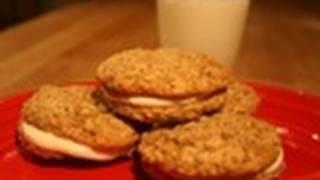 Oatmeal Whoopie Pies: Cookie Jar #30