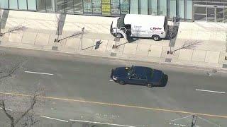 La Policía interroga al sospechoso del atropello de Toronto