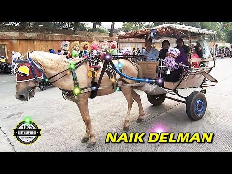 NAIK DELMAN ISTIMEWA 💖 Lagu Anak Indonesia Terpopuler Sepanjang Masa