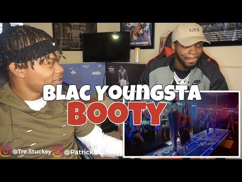 Blac Youngsta - Booty - REACTION - LORD!!