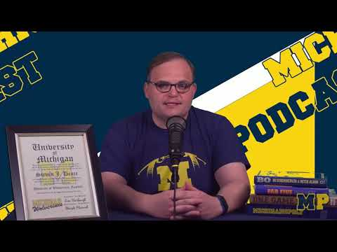 Michigan Podcast #084 | Total Team Talent Ratings | 2019 Football Trends
