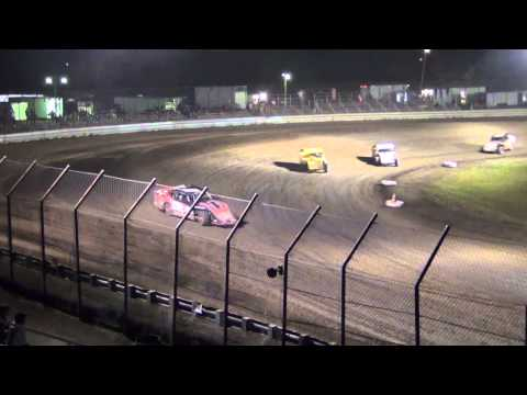 Modified Feature 8-1-14 Gas City Speedway (Derek Losh)