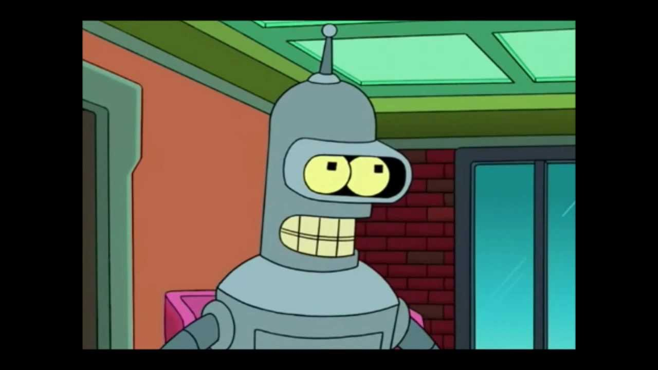 Bender Quotes Futurama Laughing At Others Misfortunes.wmv  Youtube