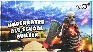 Solo Scrims with Subs #10KGRIND - Underrated Old School Builder - 975+ WINS - 28,650+ KILLS