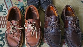 Boat Shoes - Made In USA (Maine)