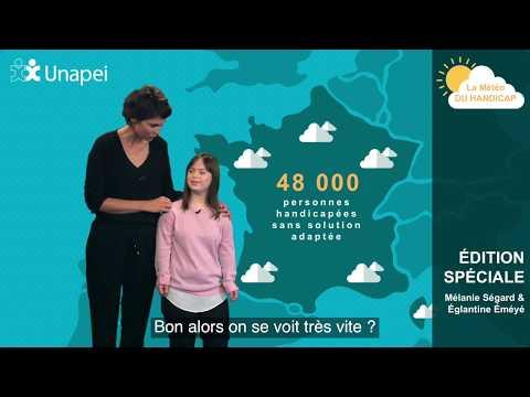 La météo du handicap : une carte de France maussade...