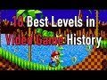 10 Best Levels in Video Game History