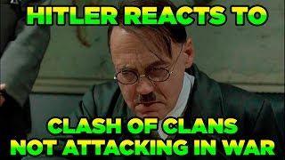 When People Do Not Attack In War | Clash of Clans