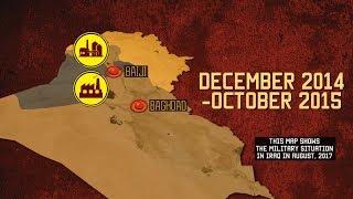 Иракские отряды народной мобилизации в борьбе против ИГИЛ. Часть 2. Вооружение, техника и операции.