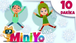 Kış Şarkısı + Daha Fazla Çocuk Şarkısı  Miniyo